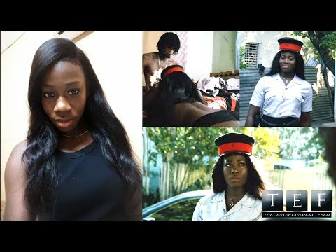 """The Police Woman From Akalines After All Video Is A Dancehall Artist """"Quali Tee"""