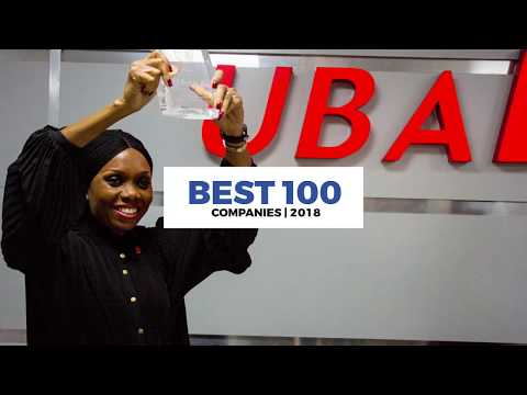 Best Company To Work  (2018) UBA | Jobberman Nigeria