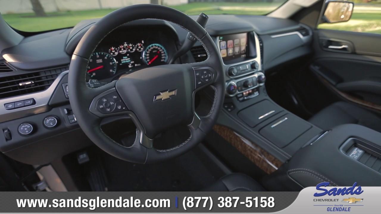 2017 Chevy Suburban Sands Chevrolet In Glendale Az