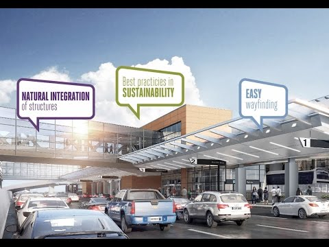 Features of The New SLC - Terminal Redevelopment Program