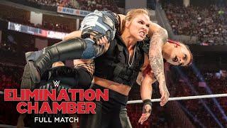 FULL MATCH - Ronda Rousey vs. Ruby Riott – Raw Women's Title Match: Elimination Chamber 2019