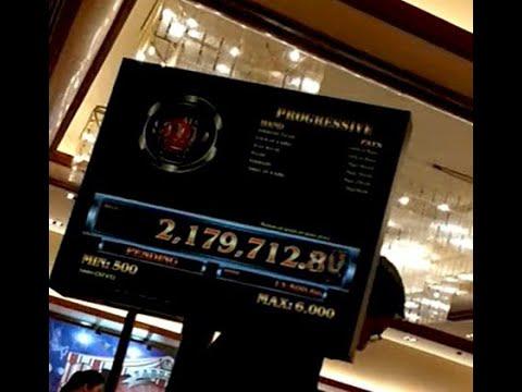 Casino Straight Flush BIG WIN in Manila!