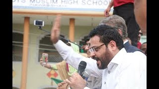Dr.Aamir Liaquat First Speech After Joining PTI | PTI | Aamir Liaquat