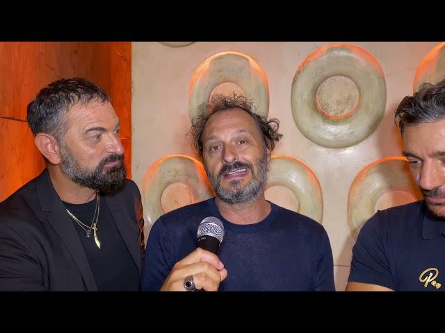 Intervista a Giuseppe Zeno e Fabio Troiano per I Soliti Ignoti al Teatro Manzoni di Milano