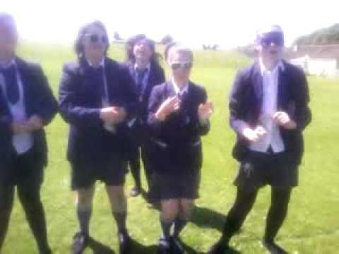 Discovery Channel -ballymoney high school , 2010,