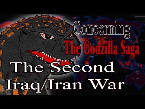 Concerning The Godzilla Saga: The Second Iraq/Iran War