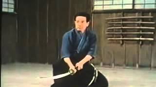 Демонстрация техник Катори Синто рю Demonstration of Katori Shinto ryu