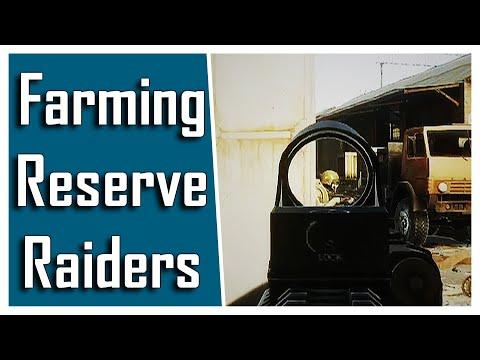 Farming RAIDERS on RESERVE! | Escape from Tarkov