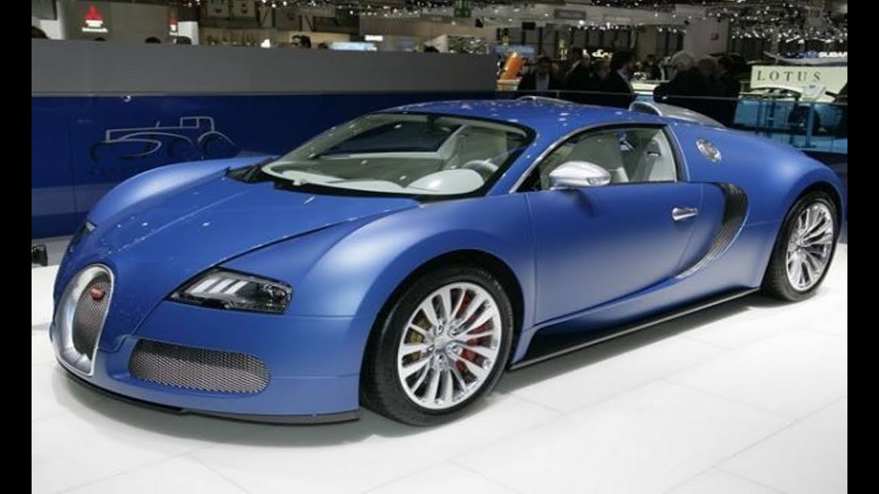 Best Cars Ever 2017 Bugatti Chiron in Depth Review - YouTube