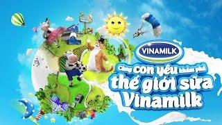 Cùng con yêu Khám phá Thế giới sữa Vinamilk - Tổng kết hoạt động