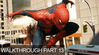 The Amazing Spider-Man 2 Gameplay Walkthrough Chapter 13 The Green Goblin