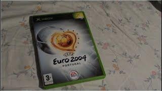 Unboxing (PL) - UEFA Euro 2004 (XBOX)