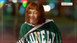 Kore klip~Bir sen bir men~weightlifthing fairy kim bok joo