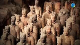 Глиняная армия императора Цинь