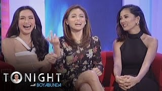 TWBA: Toni, Bianca & Mariel's first impression to each other