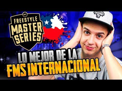 ¡TRUENO Y EL MENOR ENLOQUECEN! | REACCIÓN a las MEJORES RIMAS de la JORNADA 4 de FMS INTERNACIONAL