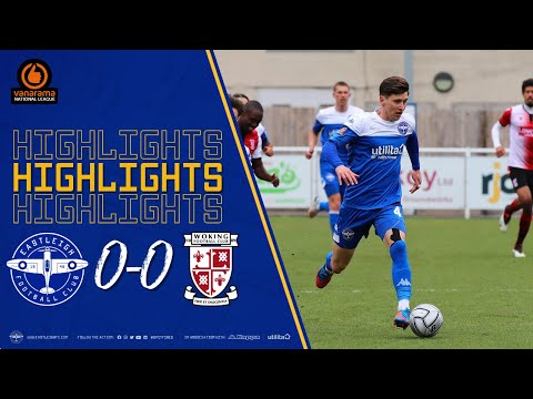 Eastleigh Woking Goals And Highlights