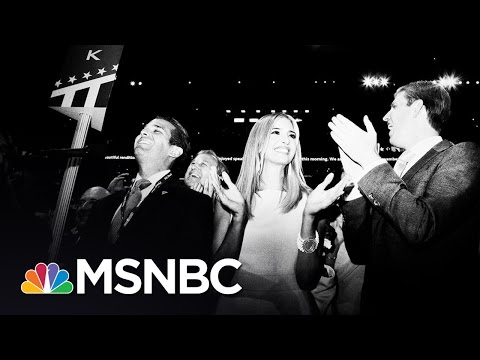 Transition Team Looks Into Clearances For Donald Trump's Kids | MSNBC