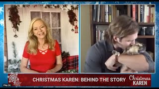 Christmas Karen: Behind the Story, Ben Gavin, Actor Hallmark Christmas Movies
