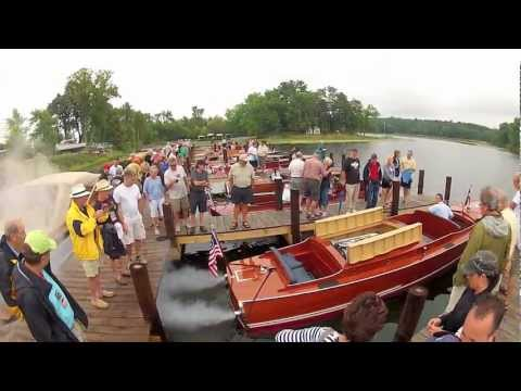 2012 Gull Lake Classic Boat Show (day one)