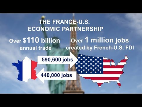 The France-U.S. Economic Relationship