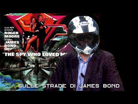 BMW GS 1200 ADVENTURE - Sulle strade di James Bond