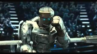 real steel atom rocky balboa vs ivan drago zeus