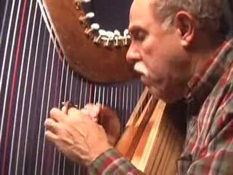 Daily Harp Moments-As Time Goes By (Casablanca)