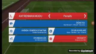 Dream league soccer penaltı