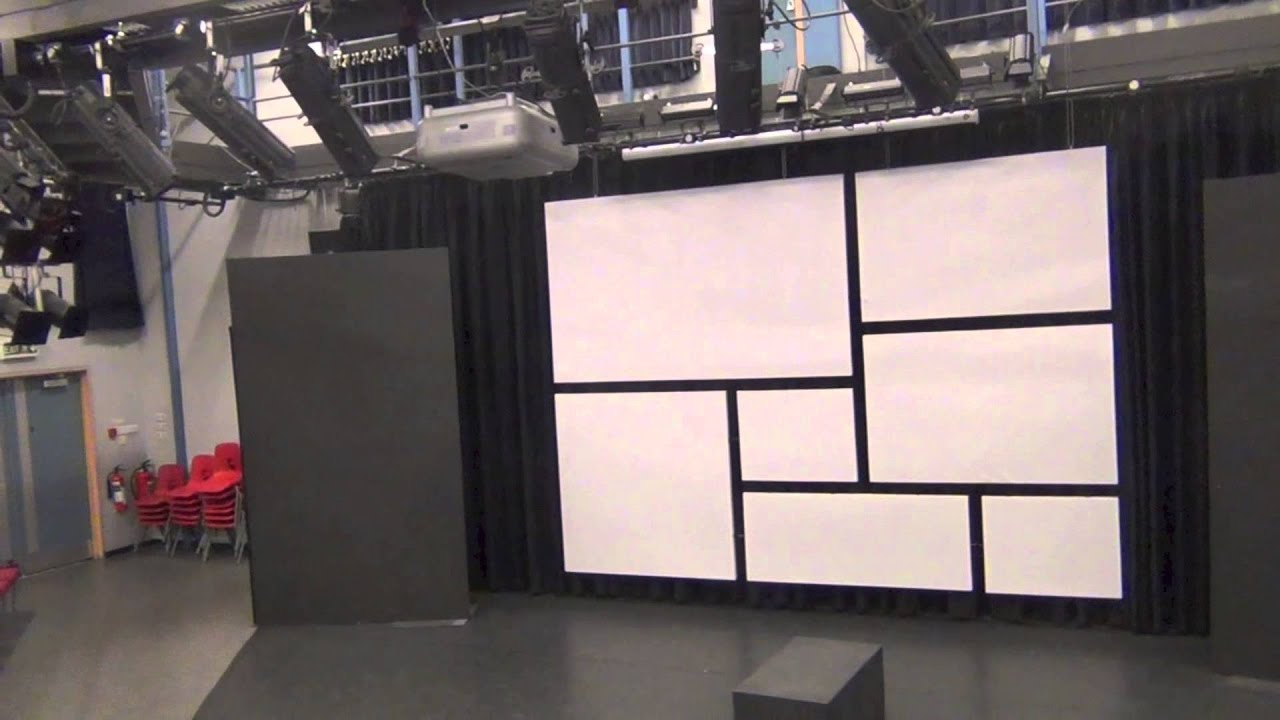 Download Production Setup Tour - Projection Mapping, Lighting and Sound