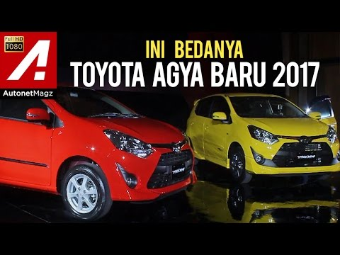 Toyota New Agya Trd 2017 Pajak Grand Avanza 2016 Fi Review Facelift Youtube