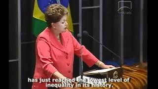"""Gambar cover The Brazil President talks about the research """"Back to the Country of the Future"""" - CPS/FGV"""