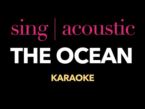 Mike Perry ft. Shy Martin - The Ocean (Instrumental/ Karaoke)