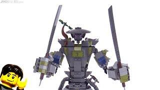 LEGO Ninjago Oni Titan review! 70658