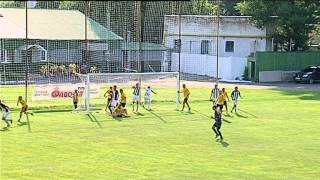 ФК Полтава - Нафтовик 0:1. Товариська гра, липень 2014