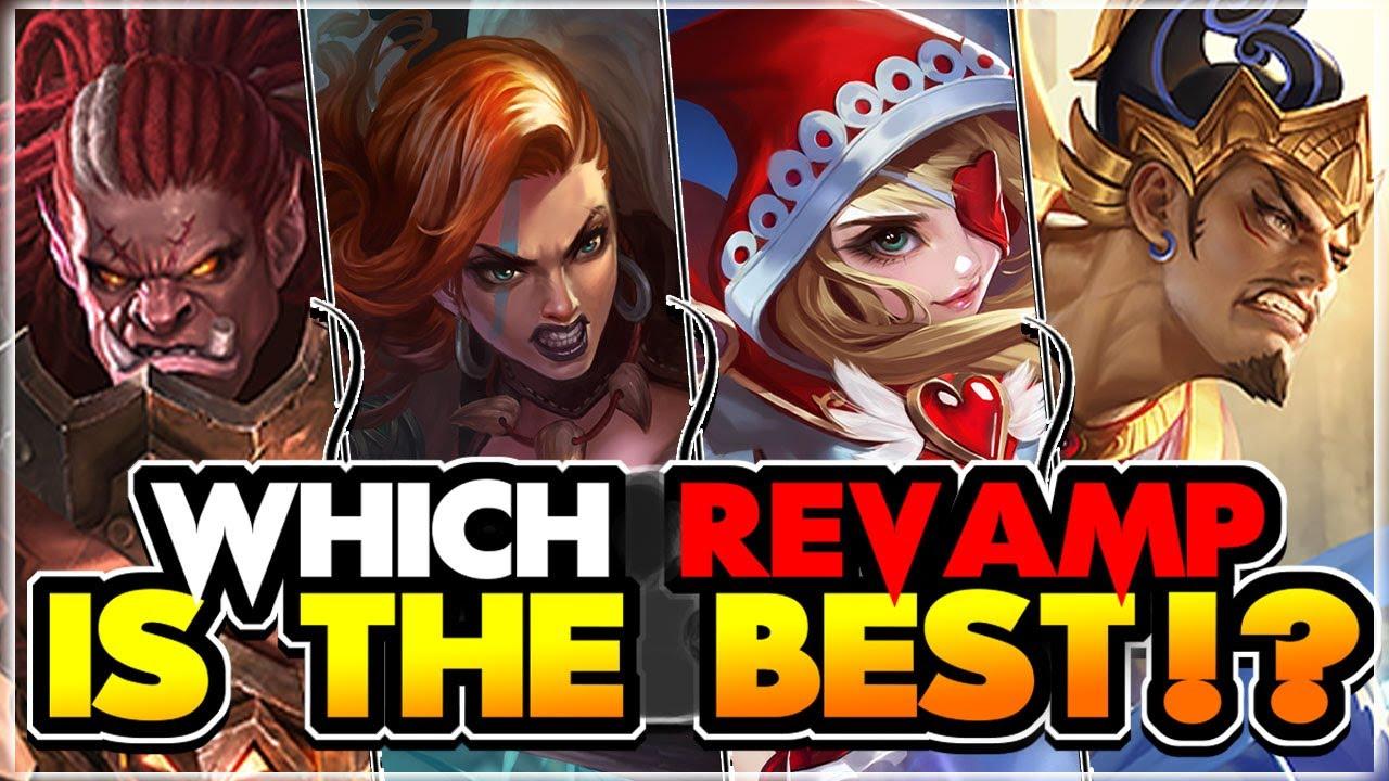 THE MOST OP FIGHTER after REVAMP | Mobile Legends