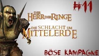 Let's Play Herr der Ringe Schlacht um Mittelerde Edain Mod #11 - Es rappelt in der Kiste