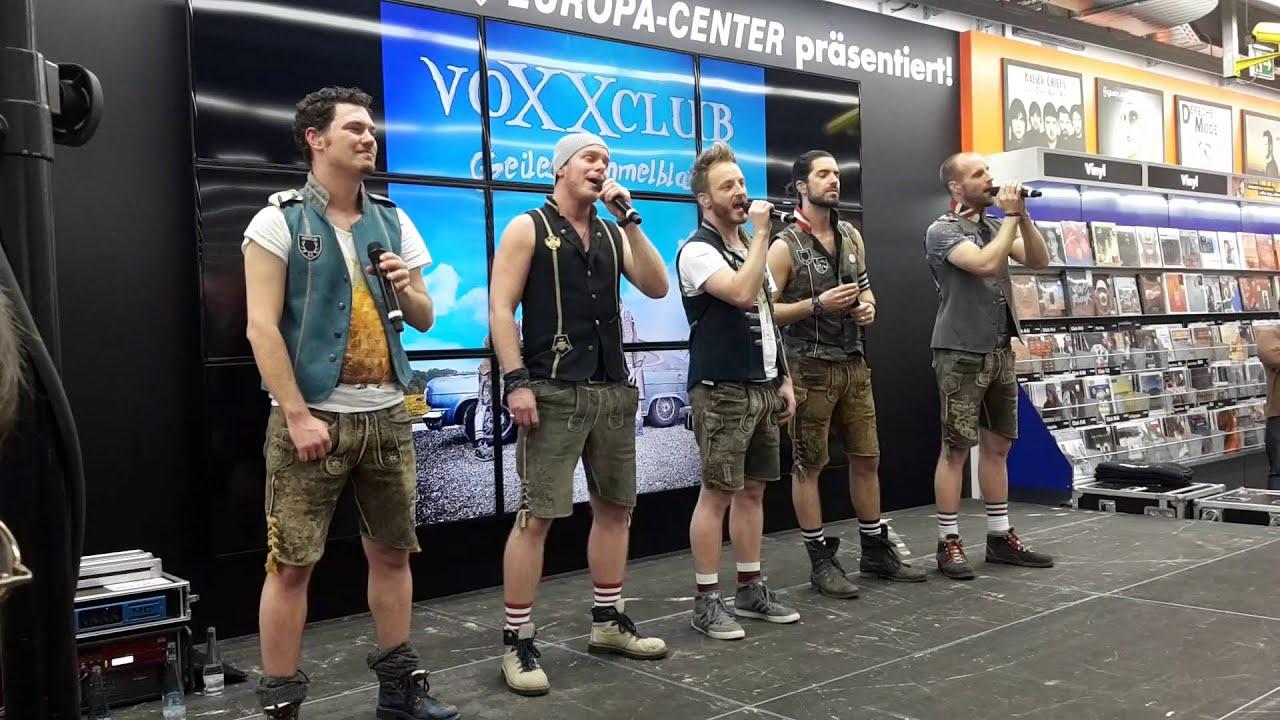 Voxxclub Lieder