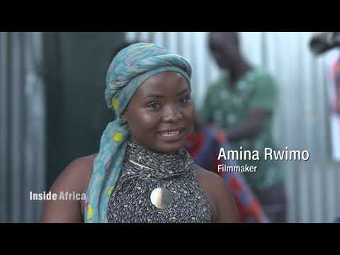 CNN International: Inside Africa featuring FilmAid Part 1of 3