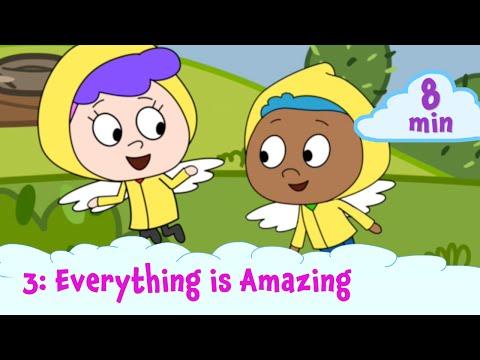 Everything Is Amazing! Hakarat Hatov - An Everyday Jewish Idea For Kids | Shaboom!