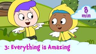 Everything Is Amazing! Hakarat Hatov - An everyday Jewish idea for kids   Shaboom!