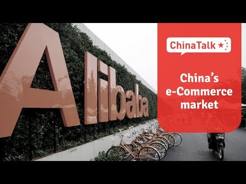 Introduction to China's eCommerce Market