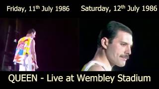 Baixar QUEEN (Wembley '86) - Love of My Life + Is This The World We Created (2 on 1 Full HD + lyrics)