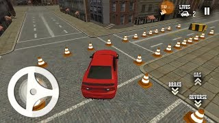 Driving School Car Parking Game Android Gameplay
