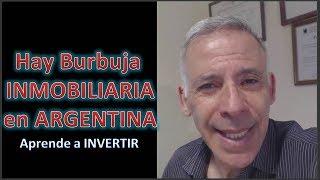 HAY BURBUJA INMOBILIARIA EN ARGENTINA?