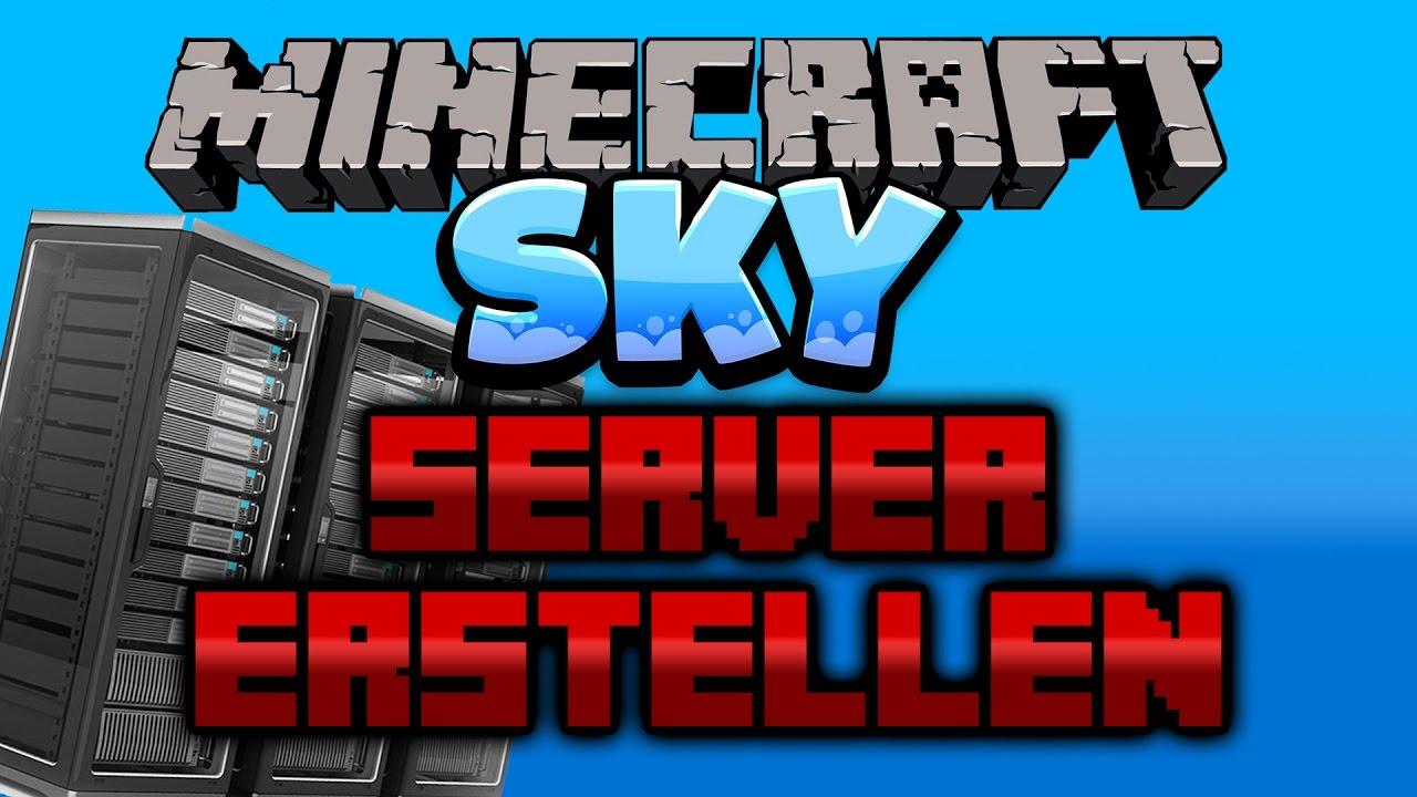 Minecraft Server Erstellen