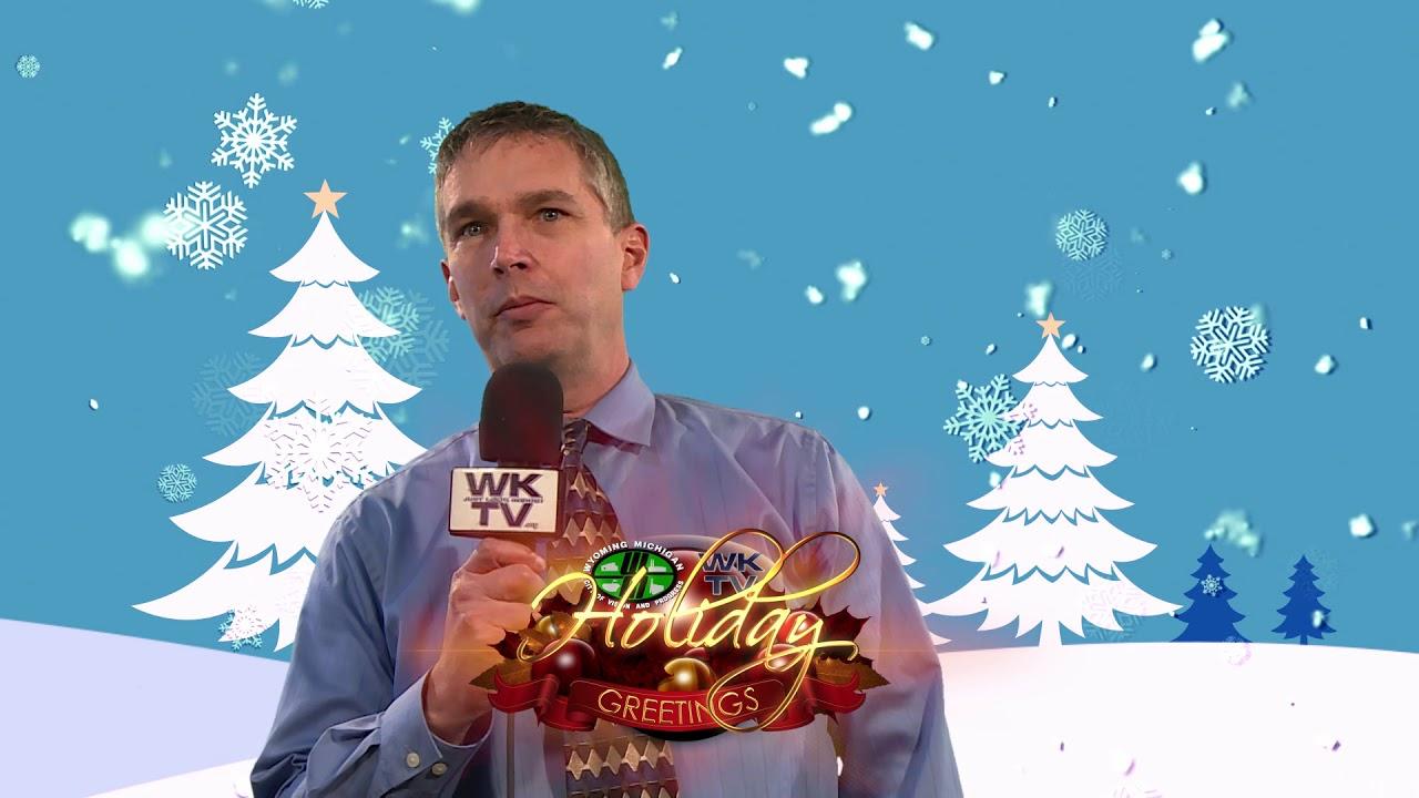 Rob Postema Christmas Greetings 2017 Youtube