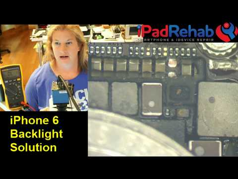 IPhone 6 Complete No Backlight Solution 100%