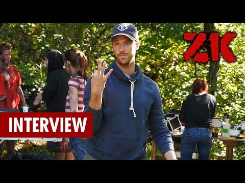 Kyle Patrick Brennan Interview // Zombie Killers: Elephant's Graveyard