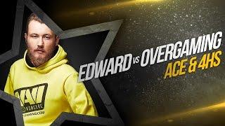 Edward vs OverGaming @ ESEA Invite Season 17 Europe